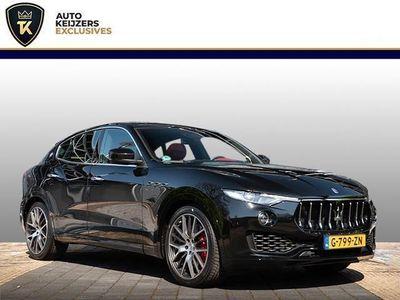 tweedehands Maserati Levante 3.0 V6 Twinsport S AWD Leer Panoramadak Navigatie 430PK! Zondag a.s. open!