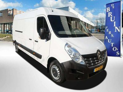 tweedehands Renault Master L3/H2 96KW / 131 Pk Airco Cruise control Achte