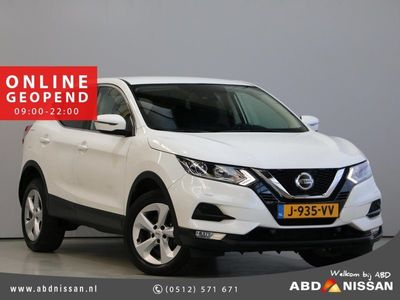 tweedehands Nissan Qashqai 1.2 DIG-T 115pk Connect Edition | Navi | Clima | Cruise | Camera | Stoelverwarming