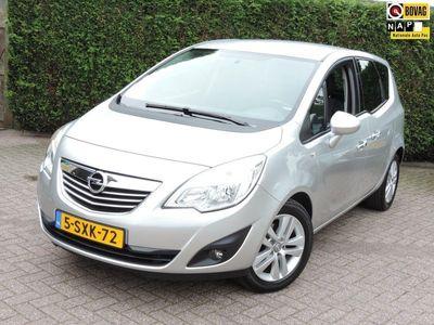 tweedehands Opel Meriva 1.4 Turbo Cosmo PDC | Halfleer | Cruise control