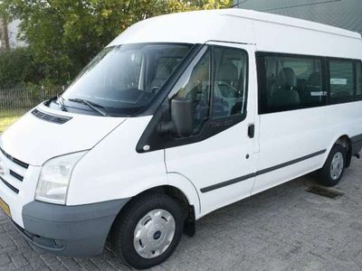 tweedehands Ford Transit 2.2TDCI L2H2 9-PERSOONS AIRCO EX BTW