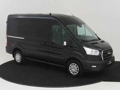 tweedehands Ford Transit 350 2.0 TDCI 130PK FWD L2H2 Trend Nr. 503696 AIRCO NAVIGATIE CAMERA CRUISE CONTROL 3500KG GVW