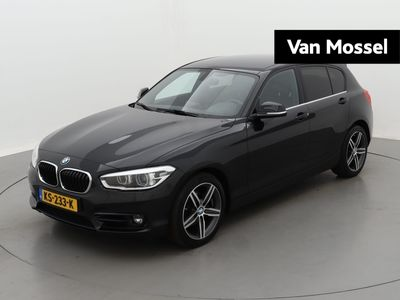 tweedehands BMW 120 120 D 190 PK AUT | Leder | Navi | ECC | LED | PDC |
