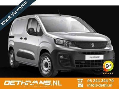 tweedehands Peugeot Partner 1.5 BlueHDI 130PK Automaat Long Cruisecontrol / Ai