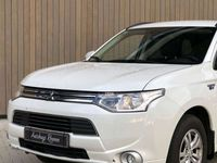 tweedehands Mitsubishi Outlander 2.0 PHEV Business Edition 2014 Wit