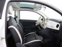 tweedehands Fiat 500 0.9 TwinAir Turbo Cult | Leder | Panoramadak | Zondag Open!