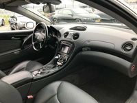 tweedehands Mercedes SL350 20 inch vossen* massage stoelen* pdc * xenon*