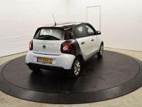 tweedehands Smart ForFour electric drive ex € 2000,- subsidie en Wegenbelast