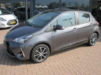 tweedehands Toyota Yaris  1.5 Hybrid Design Sport Team D*AUTOMAAT*NAVIGATIE*AIRCO*ACHTERUITRIJCAMERA* PARKEERHULP ACHTER*STOERLVERWARMING* MET FABRIEKSGARANTIE
