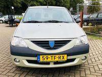 tweedehands Dacia Logan 1.5 dCi Lauréate Airco apk N.A.P
