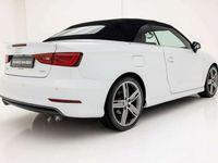 tweedehands Audi A3 Cabriolet 1.8 TFSI Ambition Pro Line S Nw. Prijs € 58.554 S-line B&O Leder Navi
