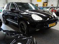 tweedehands Porsche Cayenne 4.5 S Automaat airco Climate control Leer NAP
