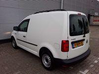 tweedehands VW Caddy 1.0TSi 102pk L1H1 RIJKLAAR!! Uniek... benzine bestelauto!! Excl.BTW en BPM!! air