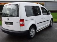 tweedehands VW Caddy 2.0 CNG Airco 5 Pers BPM VRIJ .