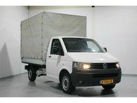 tweedehands VW Transporter T52.0 TDI 102pk Open Laadbak Met Huif