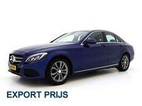 tweedehands Mercedes C180 cdi Lease Edition Avantgarde *NAVI-PROF+LED+PDC+EC