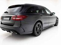 """tweedehands Mercedes 180 C-Klasse EstatePremium Pack Nw. Prijs € 58.843 Night 18"""" LED Geïnteresseerd?"""