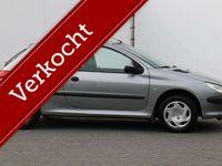 tweedehands Peugeot 206 1.4 Gentry STUURBEKR APK NIEUW INRUIL KOOPJE !!