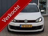 tweedehands VW Golf GTI 2.0 AUTOMAAT OPENDAK