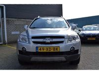 tweedehands Chevrolet Captiva 2.4i Executive CLIMA / CRUISE / TREKHAAK / LEER