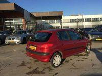 tweedehands Peugeot 206 1.4