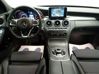 tweedehands Mercedes C180 Sport Edition AMG Automaat, Leder, Navi, Camera, Full