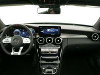 tweedehands Mercedes C43 AMG AMG Coupé 4MATIC   391 pk   AMG Performance uitlaat  