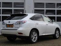 tweedehands Lexus RX450h 4WD President Hybrid Wit Parelmoer Navi | Schuifda