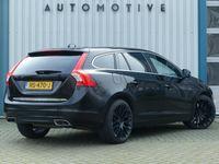 tweedehands Volvo V60 2.4 D6 AWD 50% Wegenbel/ Leder/LED/Dealer ondh/ NL Auto/Ex BTW