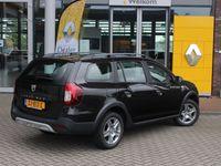 tweedehands Dacia Logan MCV TCe 90 Stepway * Demo voordeel *   Airco   Navigatie   Bleutooth   USB   Parkeersensoren  
