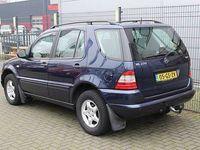 tweedehands Mercedes ML270 M-KlasseAutomaat!257.000km!BJ 03-2001!