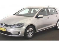 tweedehands VW e-Golf 4% Bijtelling EX BTW