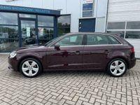 tweedehands Audi A3 Sportback 1.4 TFSI Ambition Shirazrot Metallic