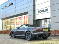 tweedehands Jaguar F-Type Convertible 2.0 i4 300pk R-Dynamic Aut. Convertibl