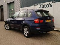 tweedehands BMW X5 xDrive 4.0d High Executive Automaat -LEER-NAVI-