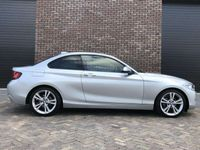 tweedehands BMW 218 2 Serie Coupé i Centennial Executive / M-Sportonderstel + M-Sportstuur / Licht-Pakket / HiFi Systeem