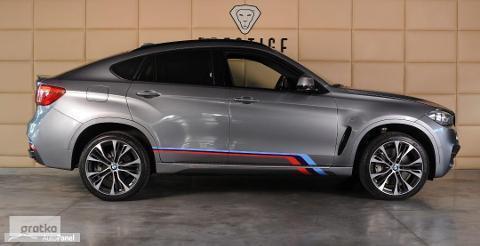 Cudowna Sprzedany BMW X6 I (E71) M50d Powerbox ., używany 2014, km 24 600 VY23