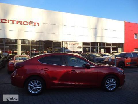 Cudowna Sprzedany Mazda 3 III Sedan Energy z pa., używany 2016, km 13 500 IC19