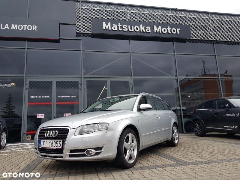 Sprzedany Audi A4 B7 Używany 2007 Km 240 000 W Kielce