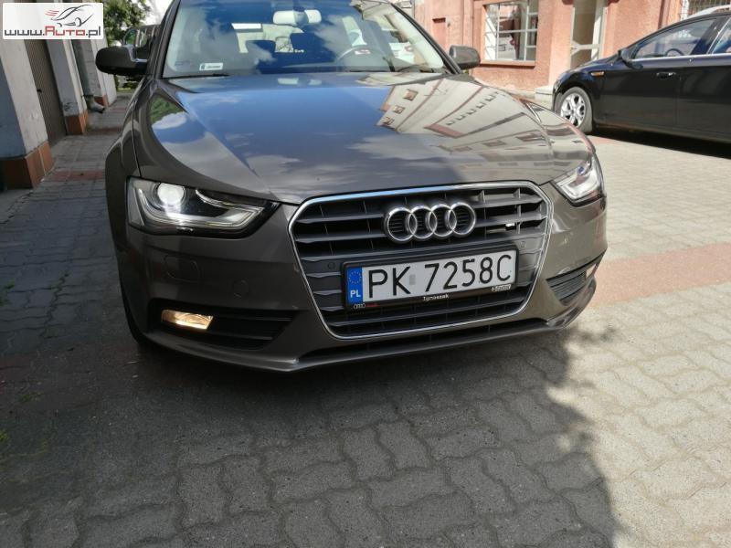 Sprzedany Audi A4 B8 18 Tfsi 2014r Au Używany 2014 Km 64 586 W