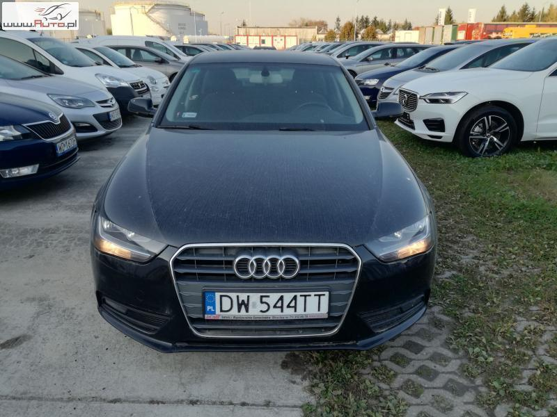 Używane Samochody Audi A4 10 Ofert 24h Autouncle