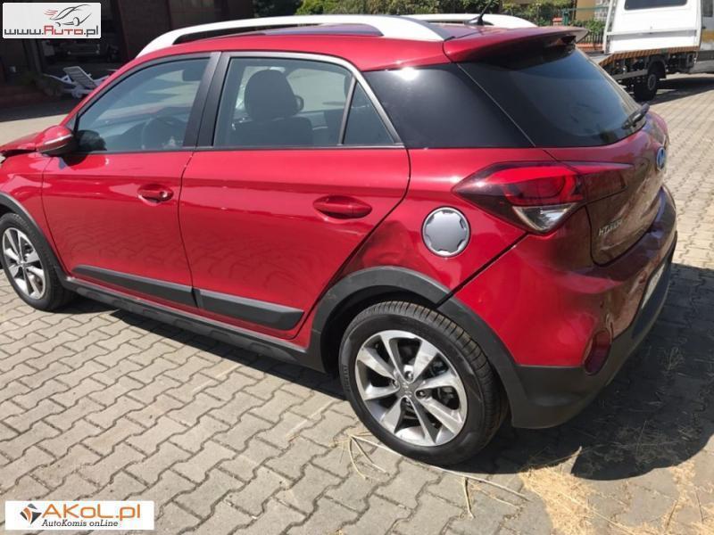 Nowość Sprzedany Hyundai i20 Active (CROSS) 1,., używany 2017, km 1 400 w UO59