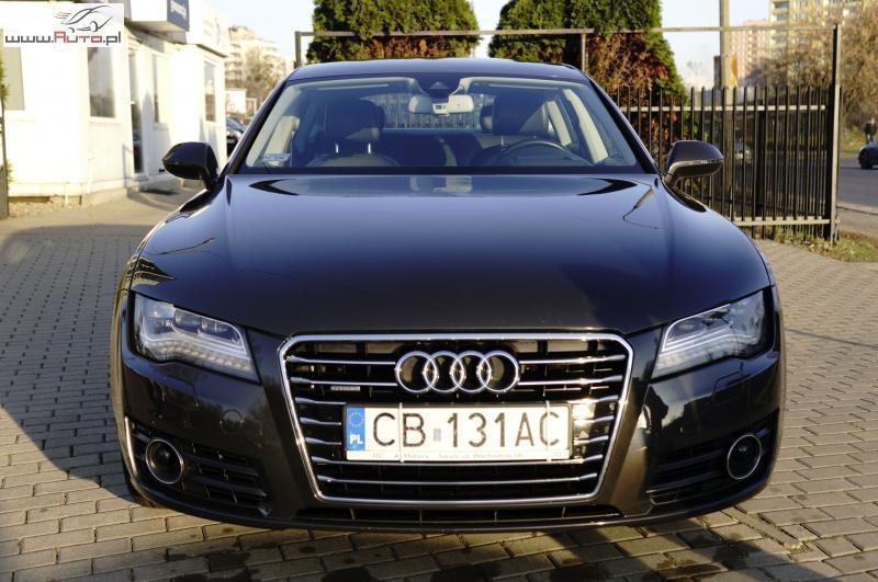 Kabaty Audi A7 Używane 43 Tanie A7 Na Sprzedaż W Kabaty