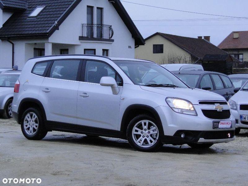 Fantastyczny 👉 Kup Chevrolet Orlando • Najlepsze ceny dla Chevrolet Orlando OU16