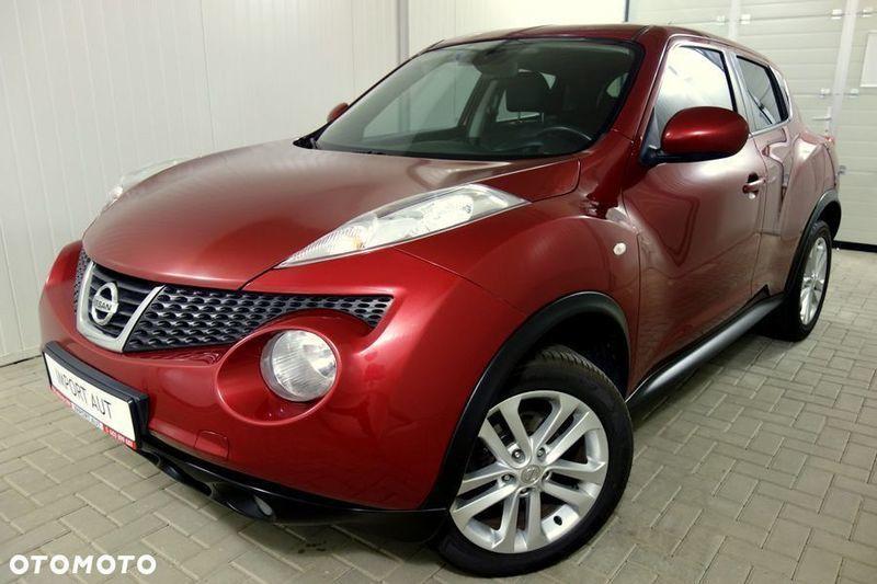 Sprzedany nissan juke u ywany 2011 km 83 712 w dragacz for Nissan juke tempomat