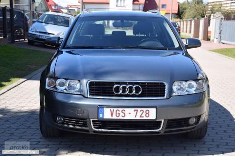 Sprzedany Audi A4 Ii B6 19tdi Manual Używany 2002 Km 232 000 W