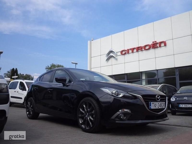 Poważnie Sprzedany Mazda 3 III 2.0 Enso wersja s., używany 2016, km 24 000 AX44