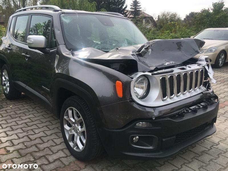 sprzedany jeep renegade u ywany 2017 km 4 250 w zielona g ra. Black Bedroom Furniture Sets. Home Design Ideas
