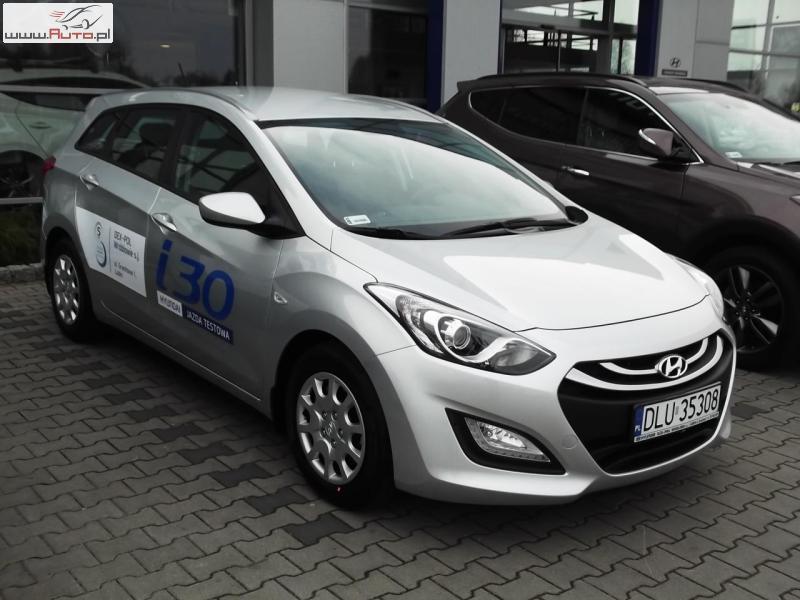 Sprzedany Hyundai I30 I301 6 Diesel 110 Używany 2014 Km