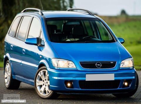 sprzedany opel zafira a opc 2 0t full i u ywany 2002 km 178 234 w zwole mazowieckie. Black Bedroom Furniture Sets. Home Design Ideas